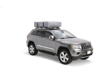 SUV camper car